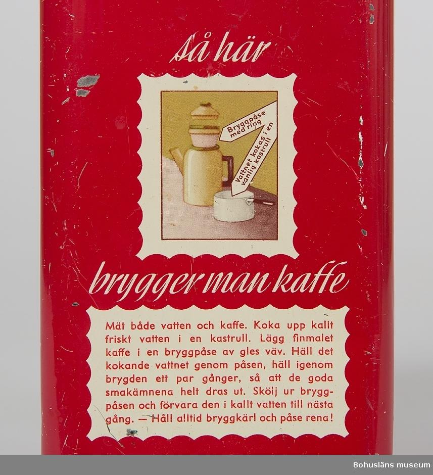Kaffebruk med lock.