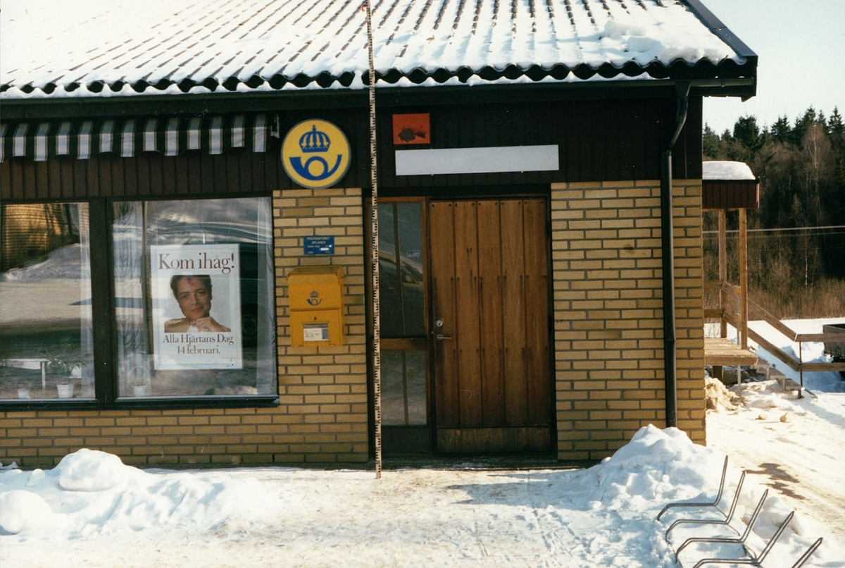 Postkontoret 510 53 Aplared