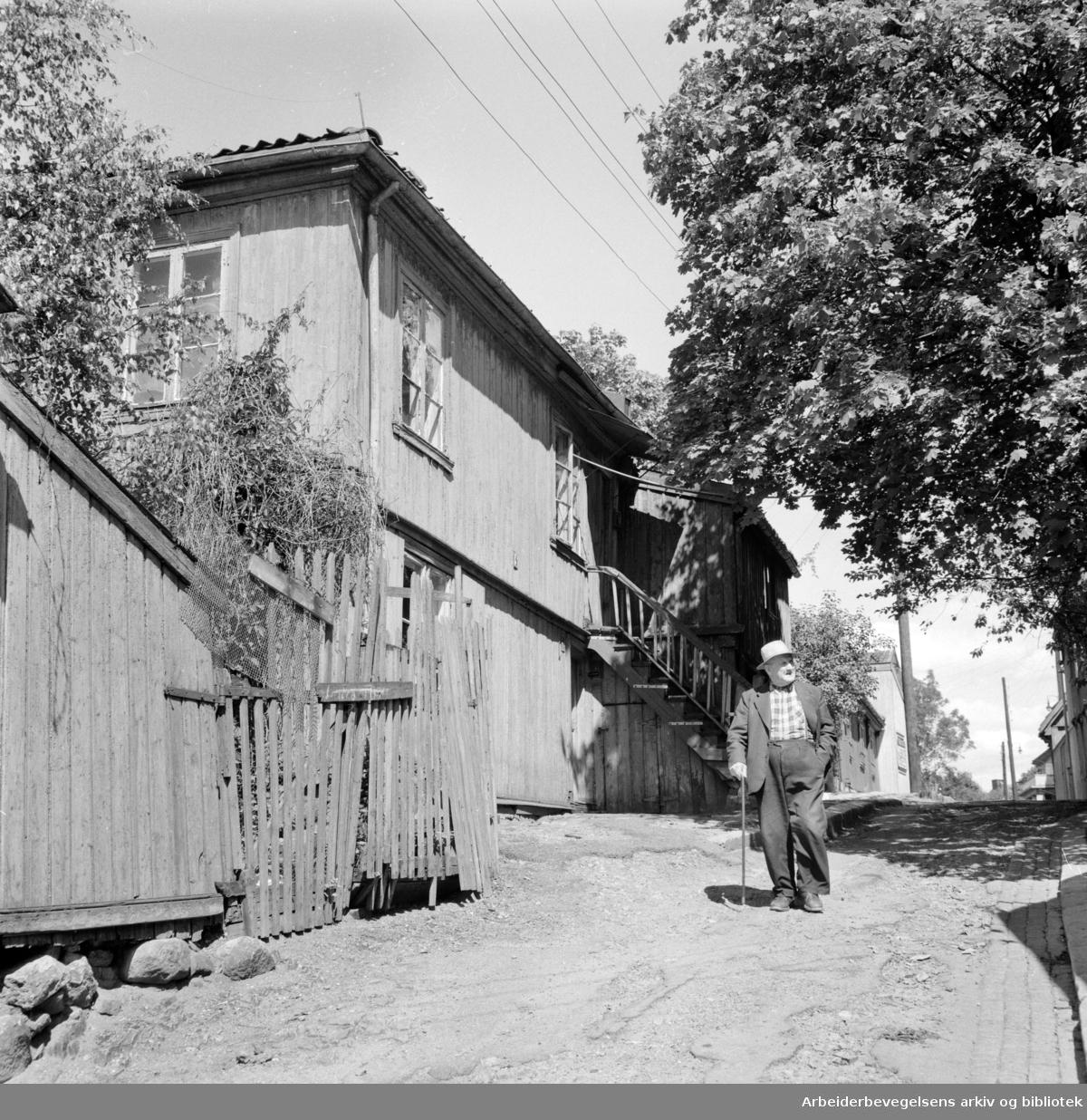 Langleiken 4..Juli 1959