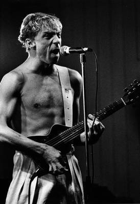 Jahn Teigen på Fagernes, 1983. Foto/Photo