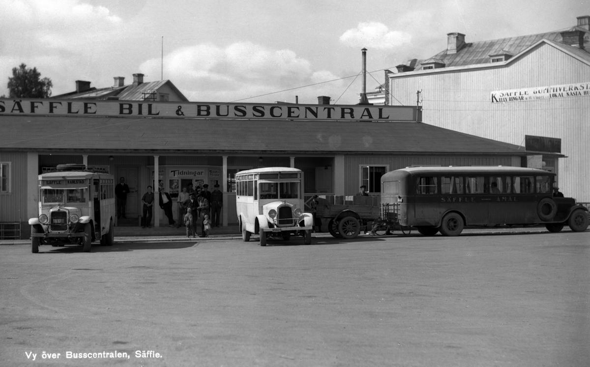 Säffle bil & busscentral