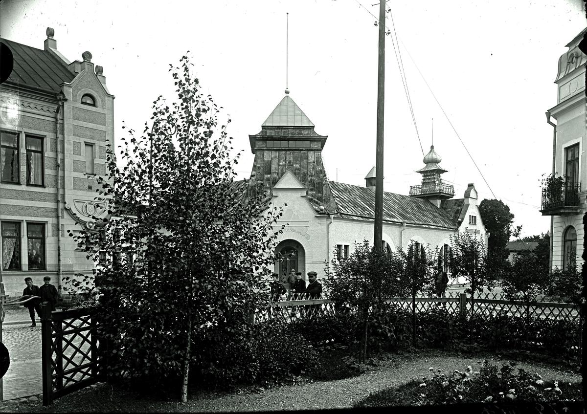 Elverket, 1900-1910.