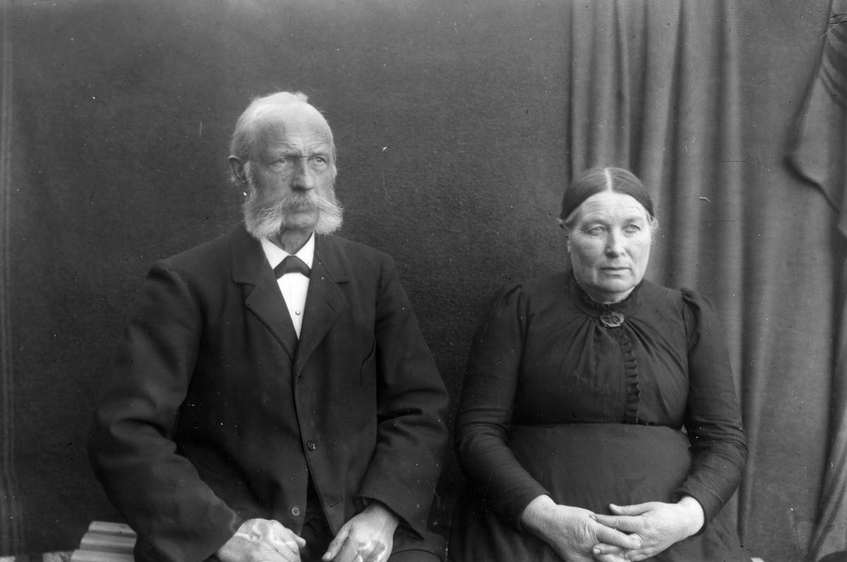 Lars och Helena Nilsson från Målars.