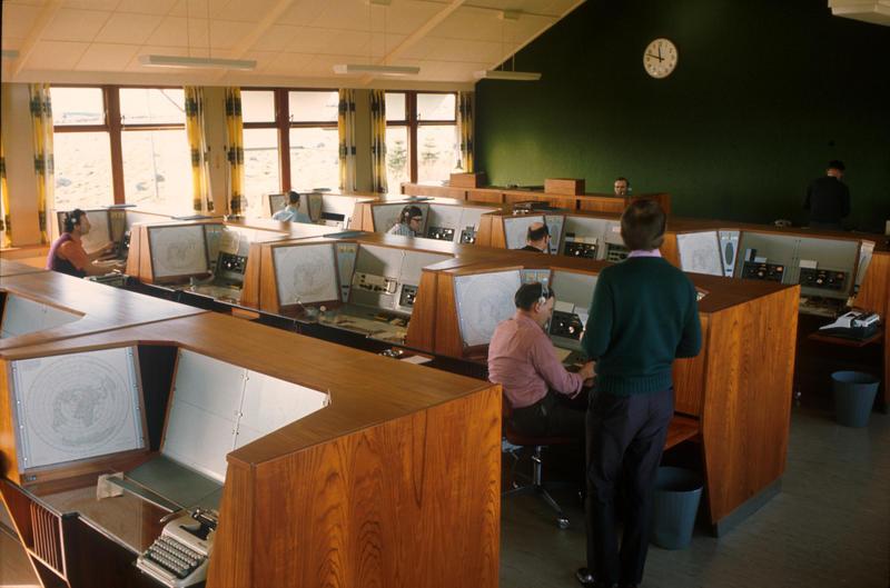 Radio- og kringkastingsstasjoner. Rogaland radio (Foto/Photo)