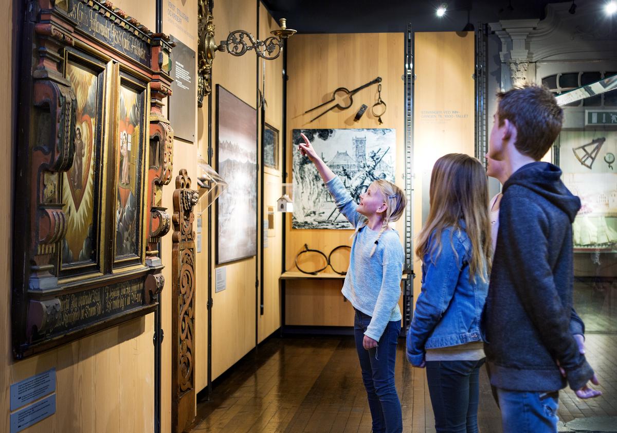 Kulturhistoriske samlinger (MUST)