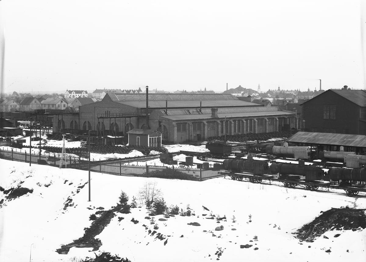 Mataki, Ingenjörsfirma Foto av Gefle - Dala Verkstäder, Nynäs  Februari 1939