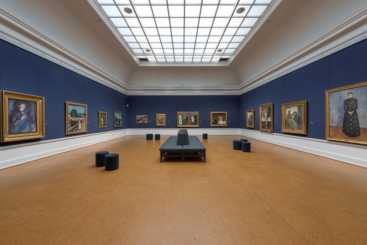 Nasjonalmuseet, billedkunstsamlingene