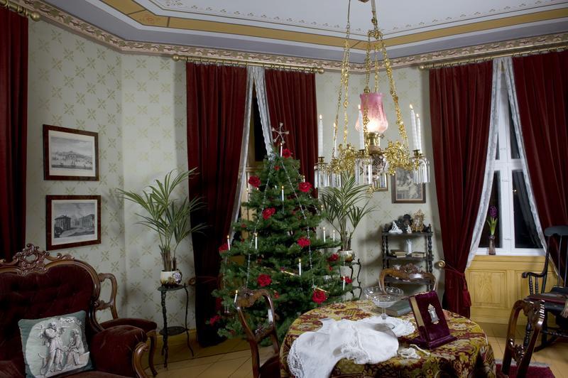 Jul i Dukkehjemmet under Julemarked på Norsk Folkemuseum