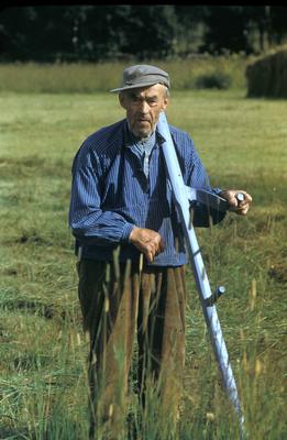 Olaf Prøysen. Foto/Photo