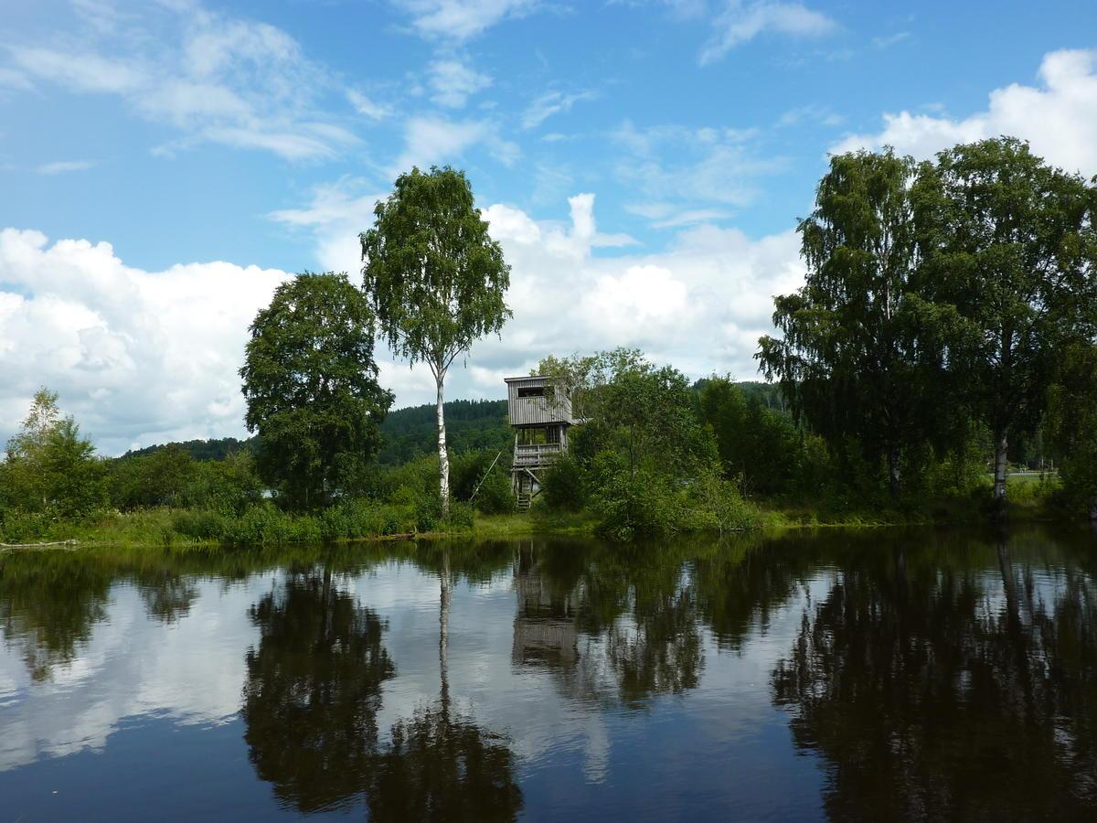 Fugletårnet på Jørholmen. (Foto/Photo)