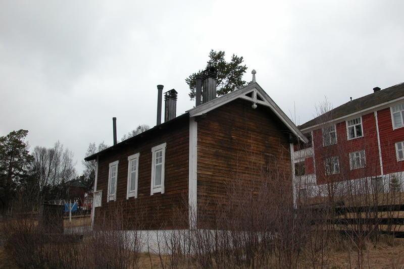 Folldal verk - bygninger