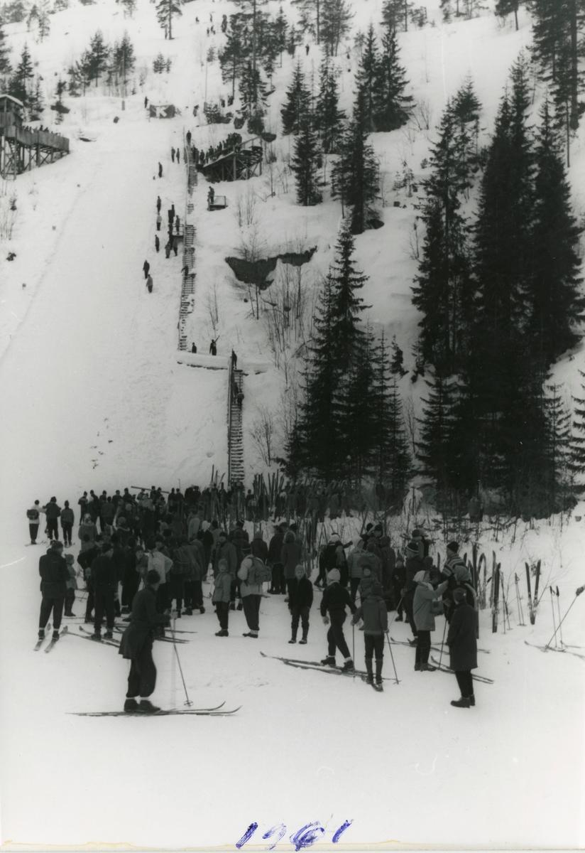 The Hannibalbakken ski jump