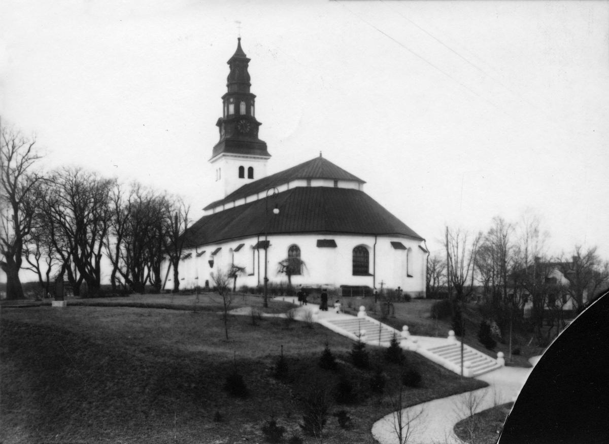 Köpings Kyrka, sekelskifte 1800-1900.