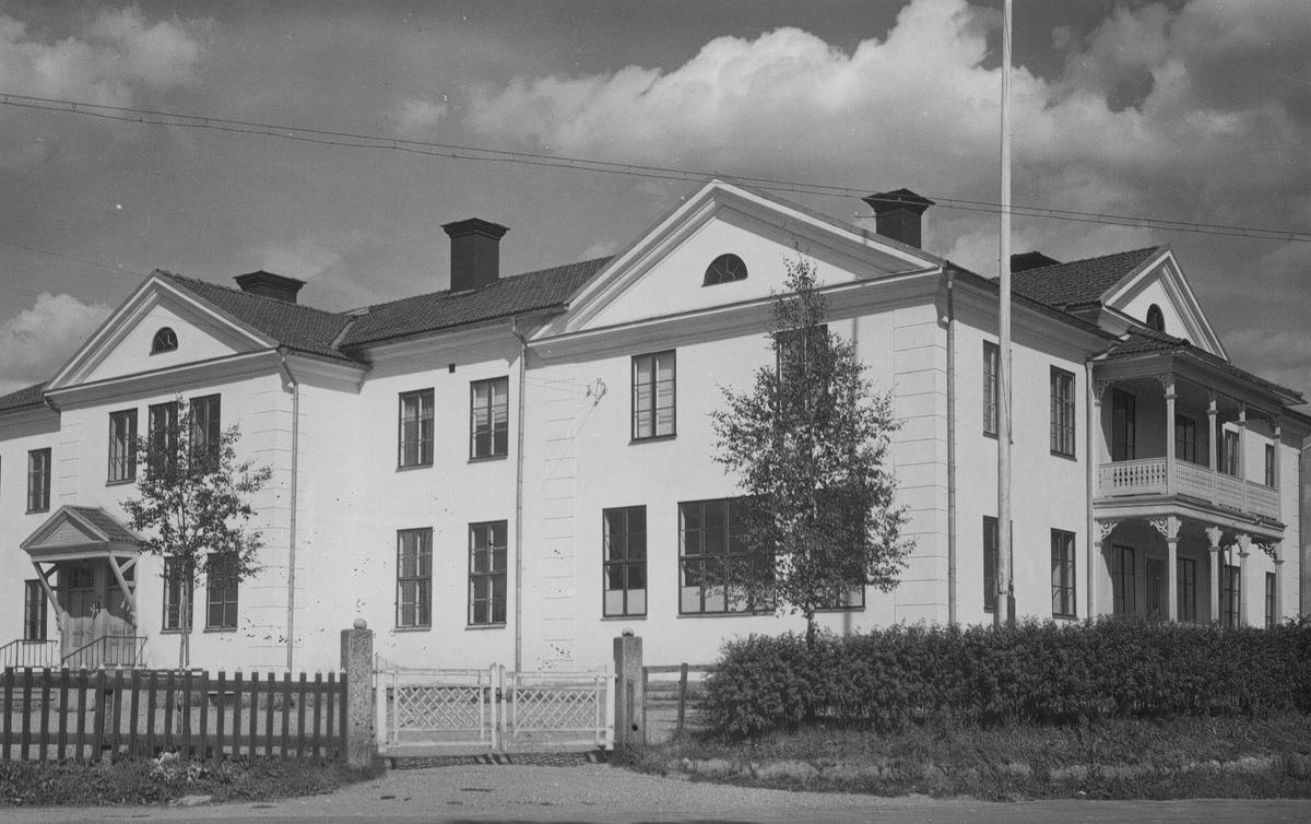Edsbyn, Norra Skolan. Foto 1936.