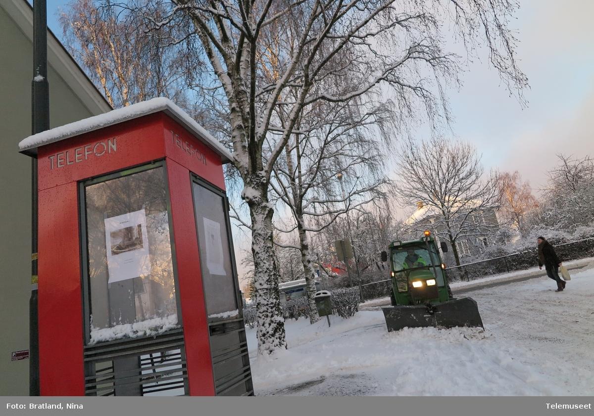 Telefonkiosk Einars vei Oslo, forberedelser til nytt innhold, litteratur Keyserkiosk