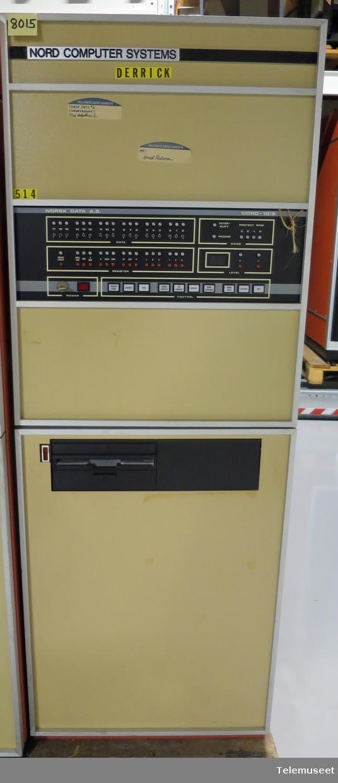 ND - 16 bit minidatamaskin