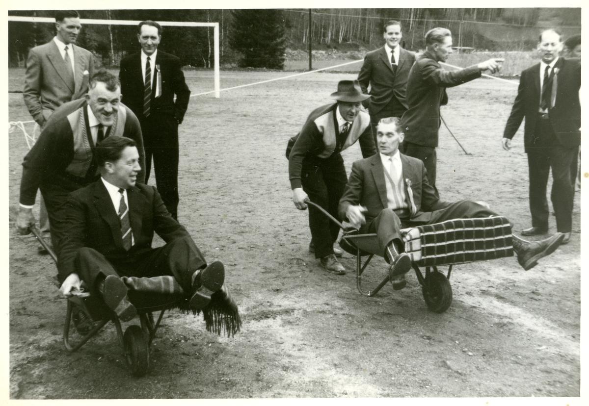 Fossvang, 17.mai 1960.