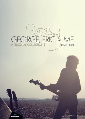 George, Eric and Me - utstillingsplakat