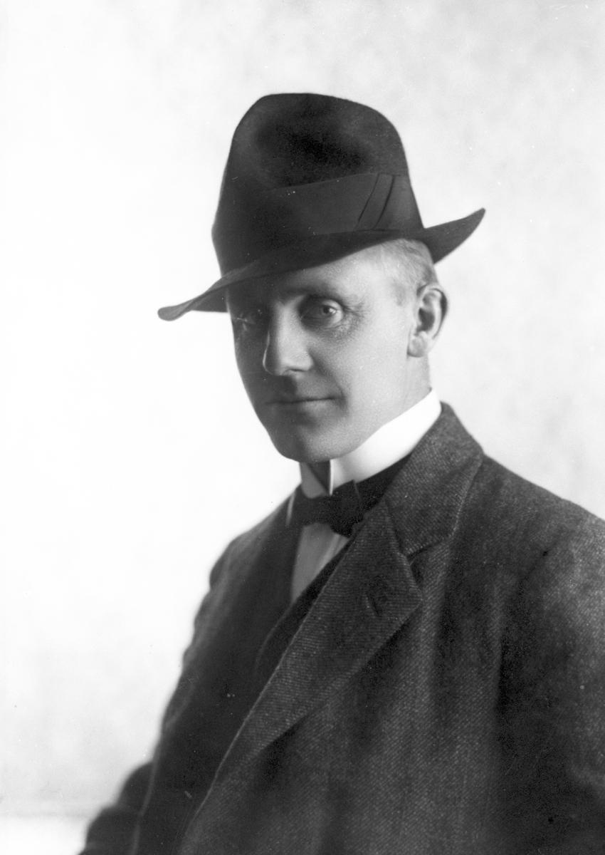 Herr Östlund, Strömdalen, Gävle
