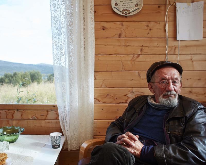 Portrett Finnmark
