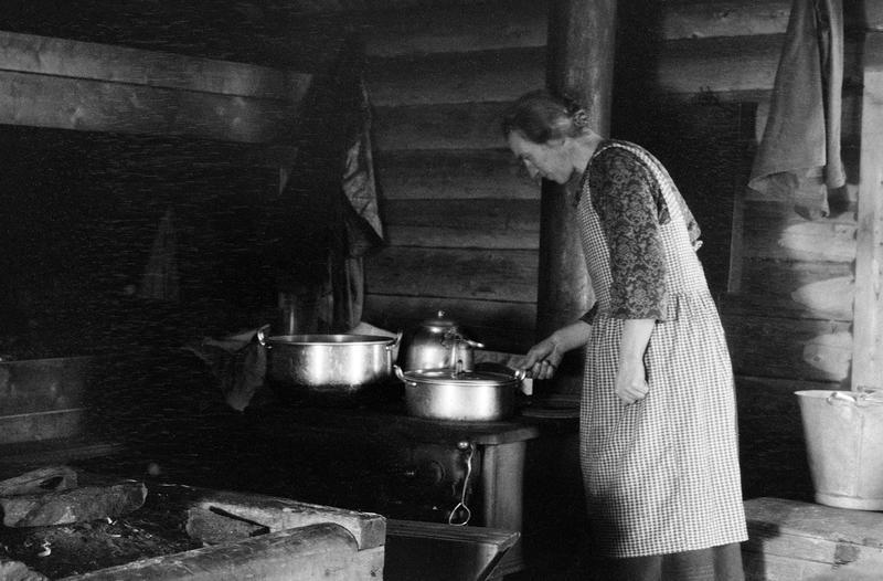 Skogskokke, 1927. (Foto/Photo)