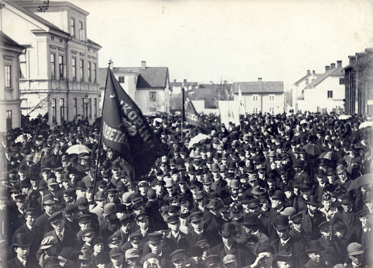 Bildresultat för demonstration 1890