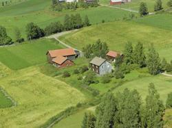 Rudsbygd, Toverud gård. Kulturlandskap