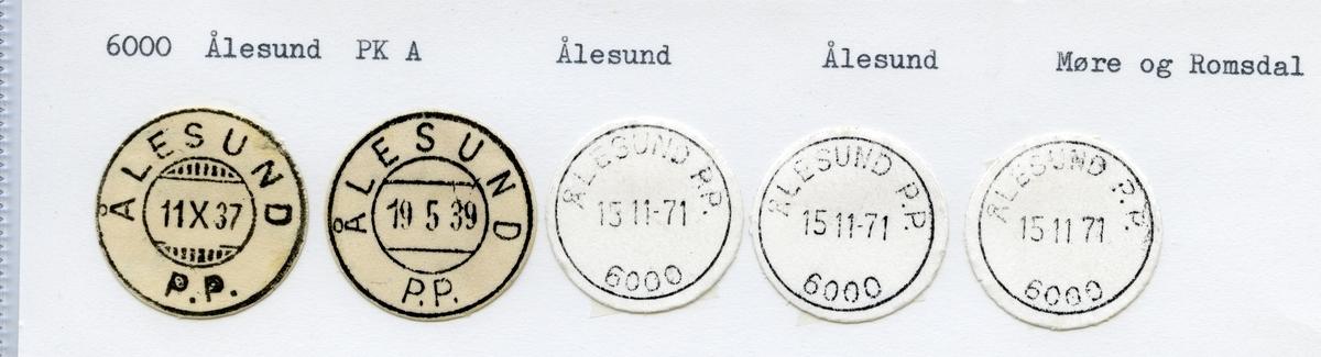 6000 Ålesund (Aalesund), Møre og Romsdal