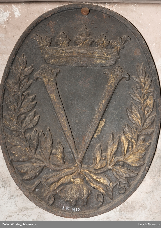 Gyldenløve's monogram