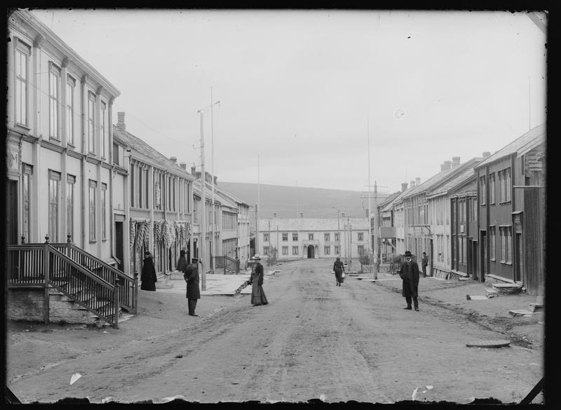 Bergmannsgata 1900-1905 (Foto/Photo)