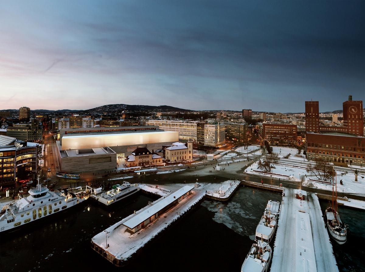 Nasjonalmuseet for kunst, arkitektur og design