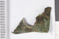 Fragment, metall