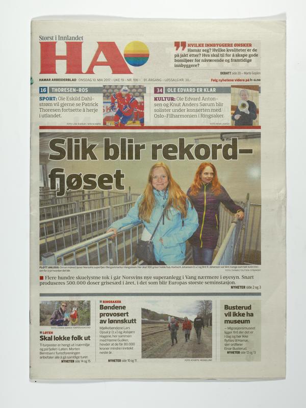Hamar Arbeiderblad