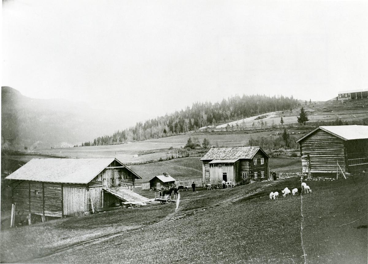 Nedre Sørflaten, Sør-Aurdal.