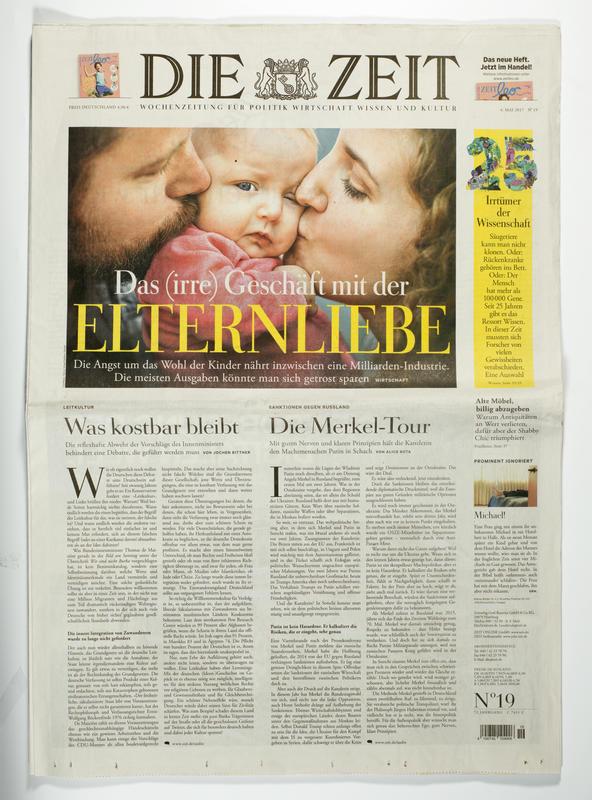 Die Zeit (Foto/Photo)