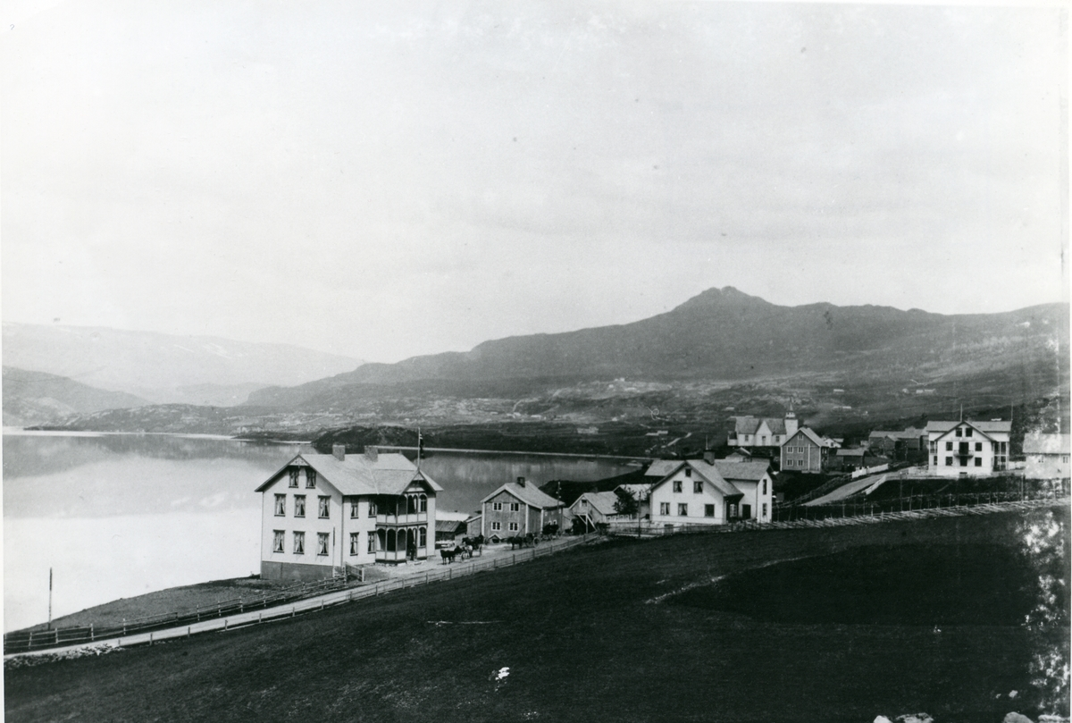 Grindaheim sommerhotell, Vang i Valdres.