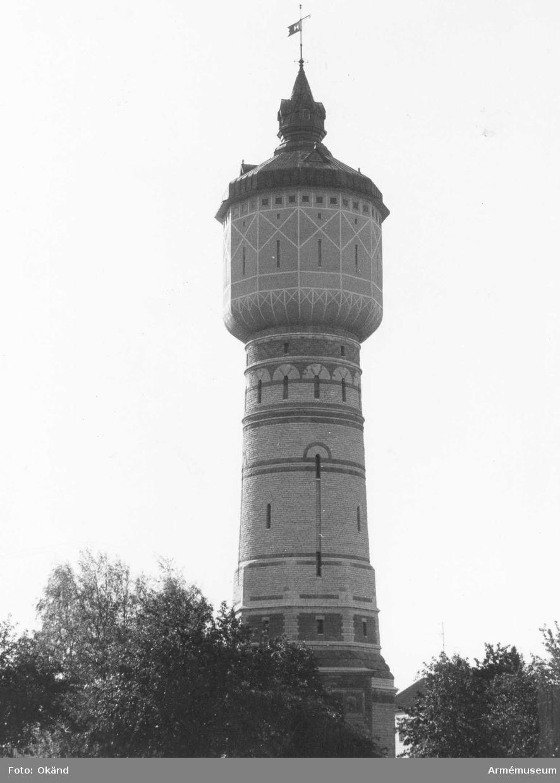 Vattentornet i Skara.
