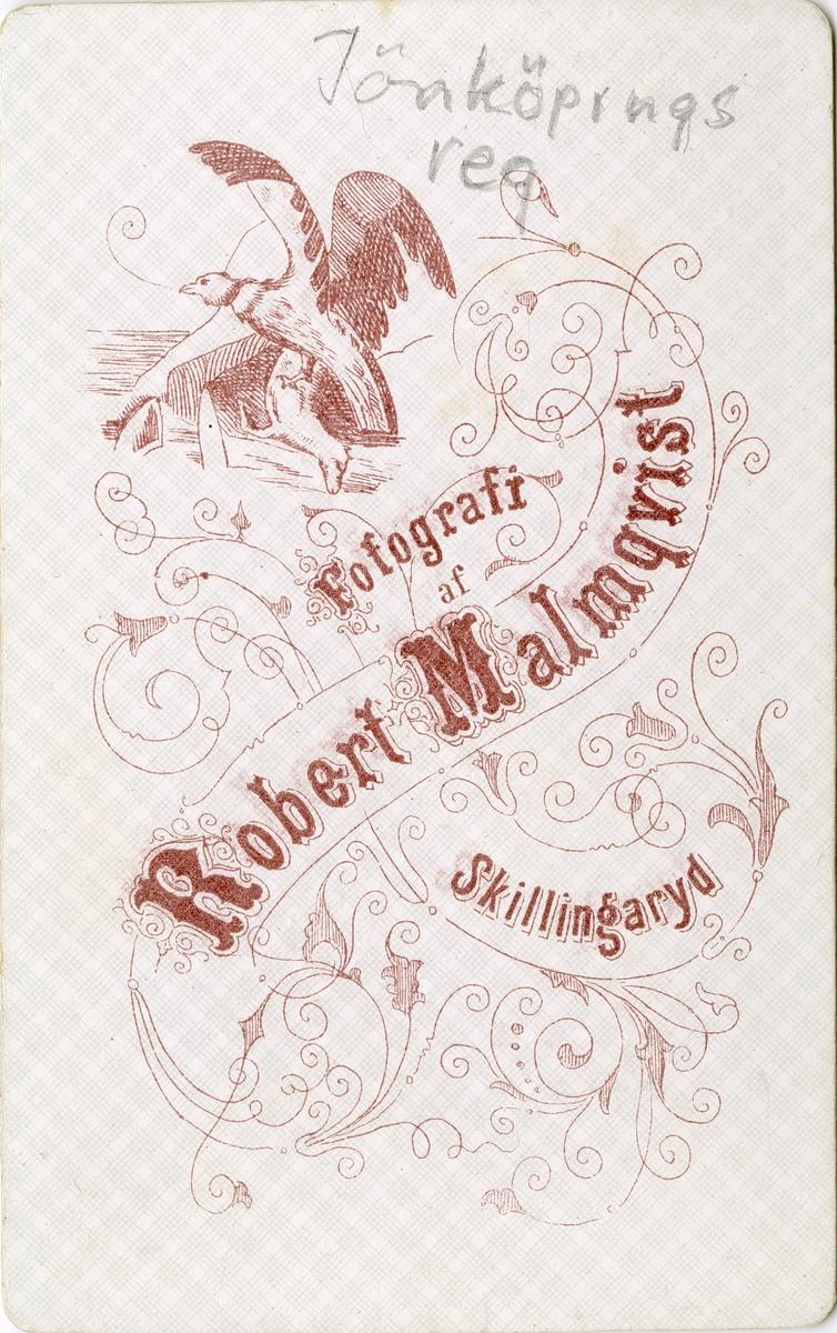 Malmqvist, Robert Svensson (1849 - 1892)