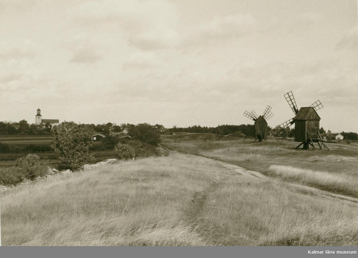 Mysinge gravfält, från Gynge hög mot norr, objekt 23.