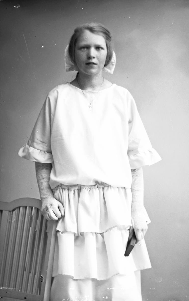 Margit Blid, Tredje Tvärgatan 24, Gävle