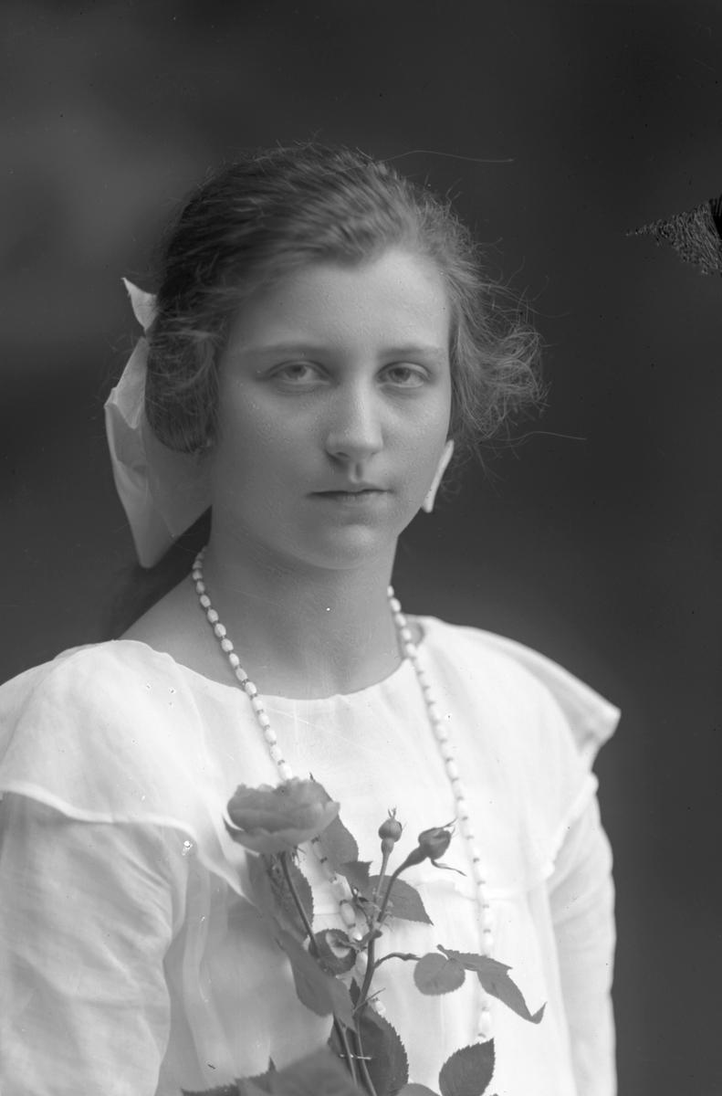 Anna Hörberg, Sjätte Tvärgatan 47, Gävle