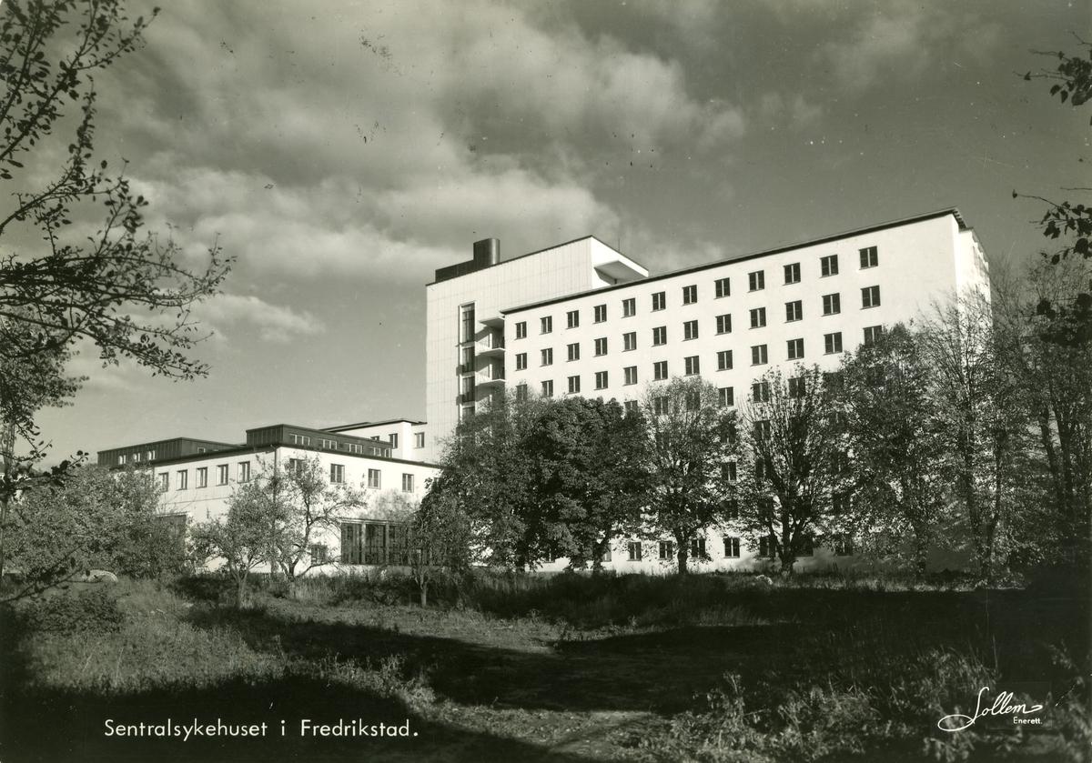 Sentralsykehuset  SØF  A-blokken  Cicignon