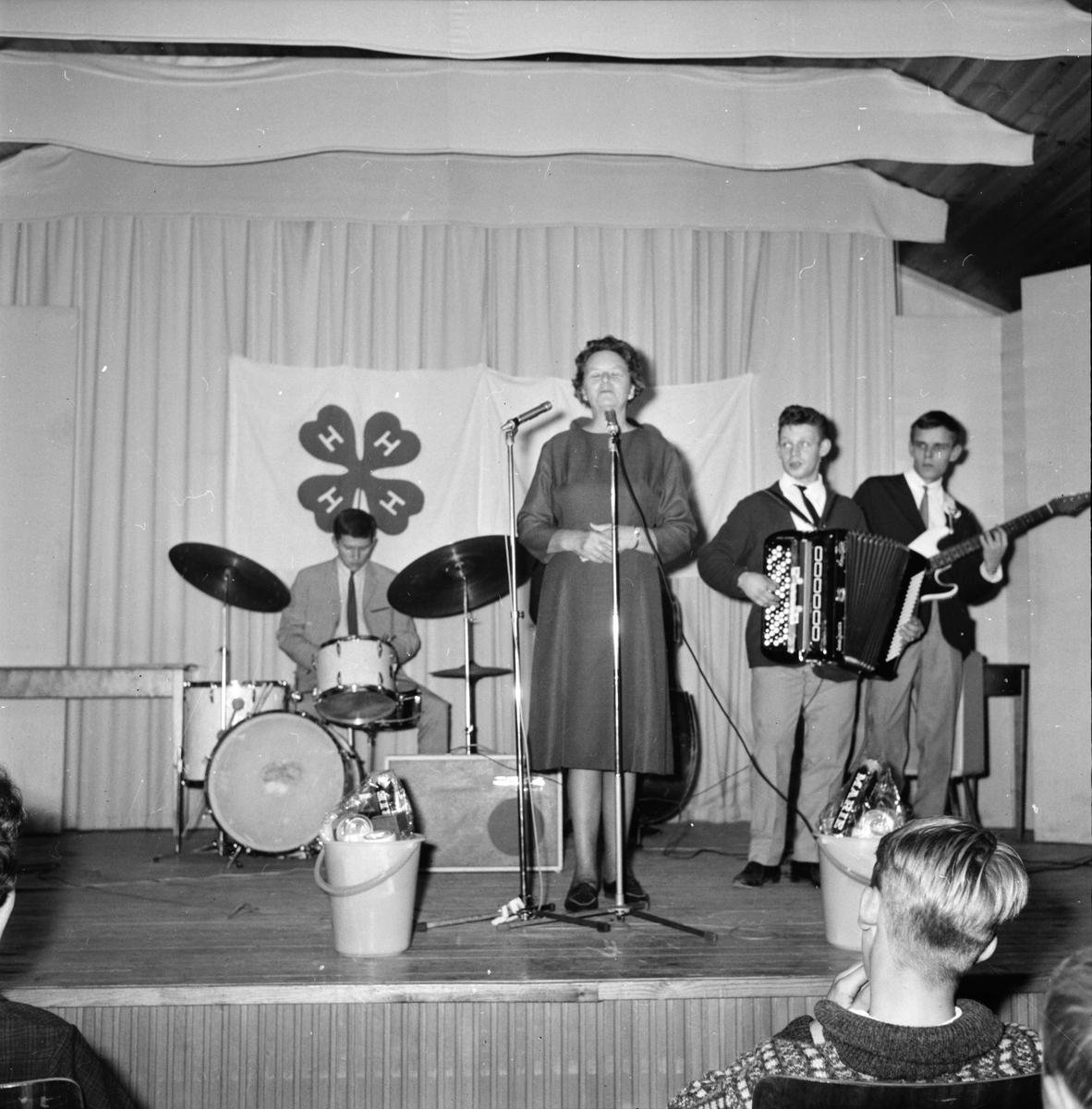Bemans hörna i Hå, 2 November 1963