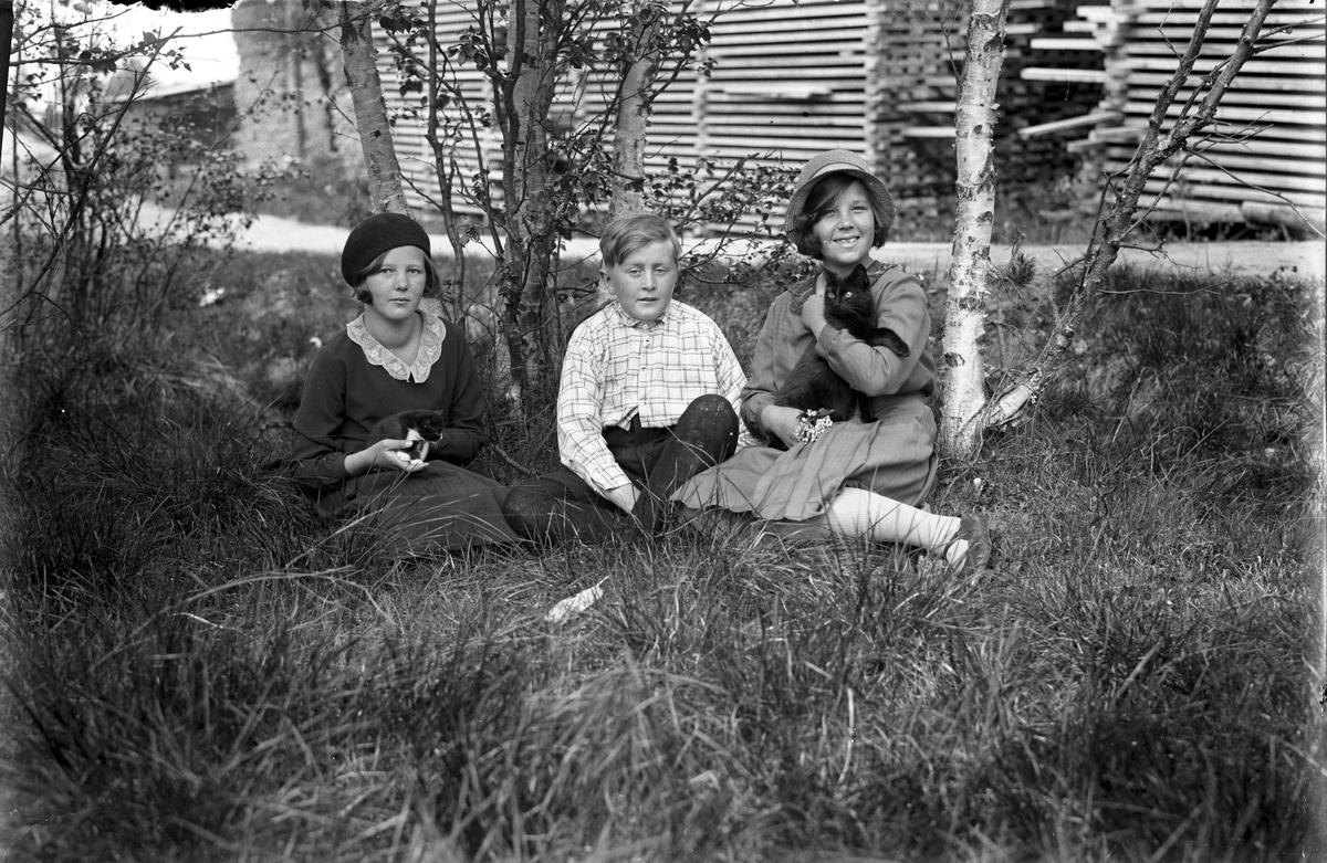Birgit och Åke Olsson.