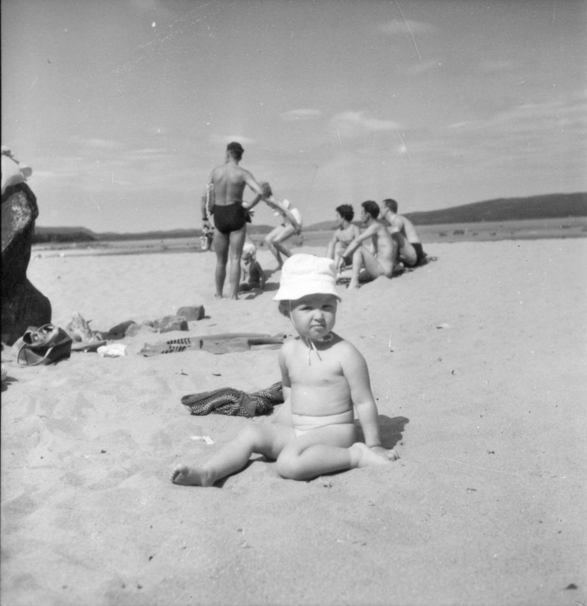 Orbaden, Badsöndag, 26 Juli 1959