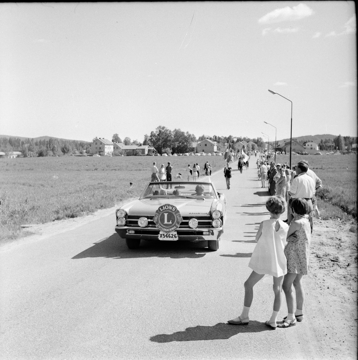 Arbrå, B.D. Karneval, Juni 1967