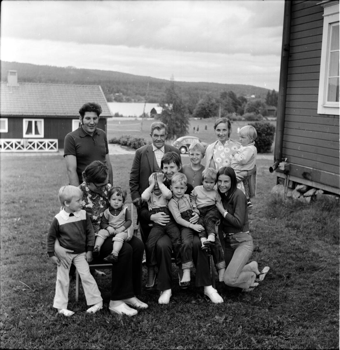 Stiftsgården, Familjesemester, 1971