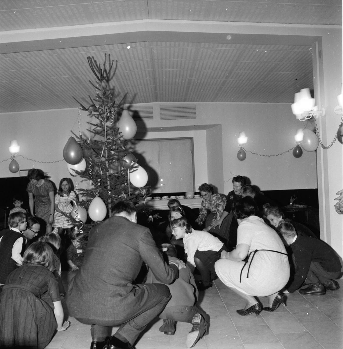 TR-damernas barnfest, 24 Januari 1965