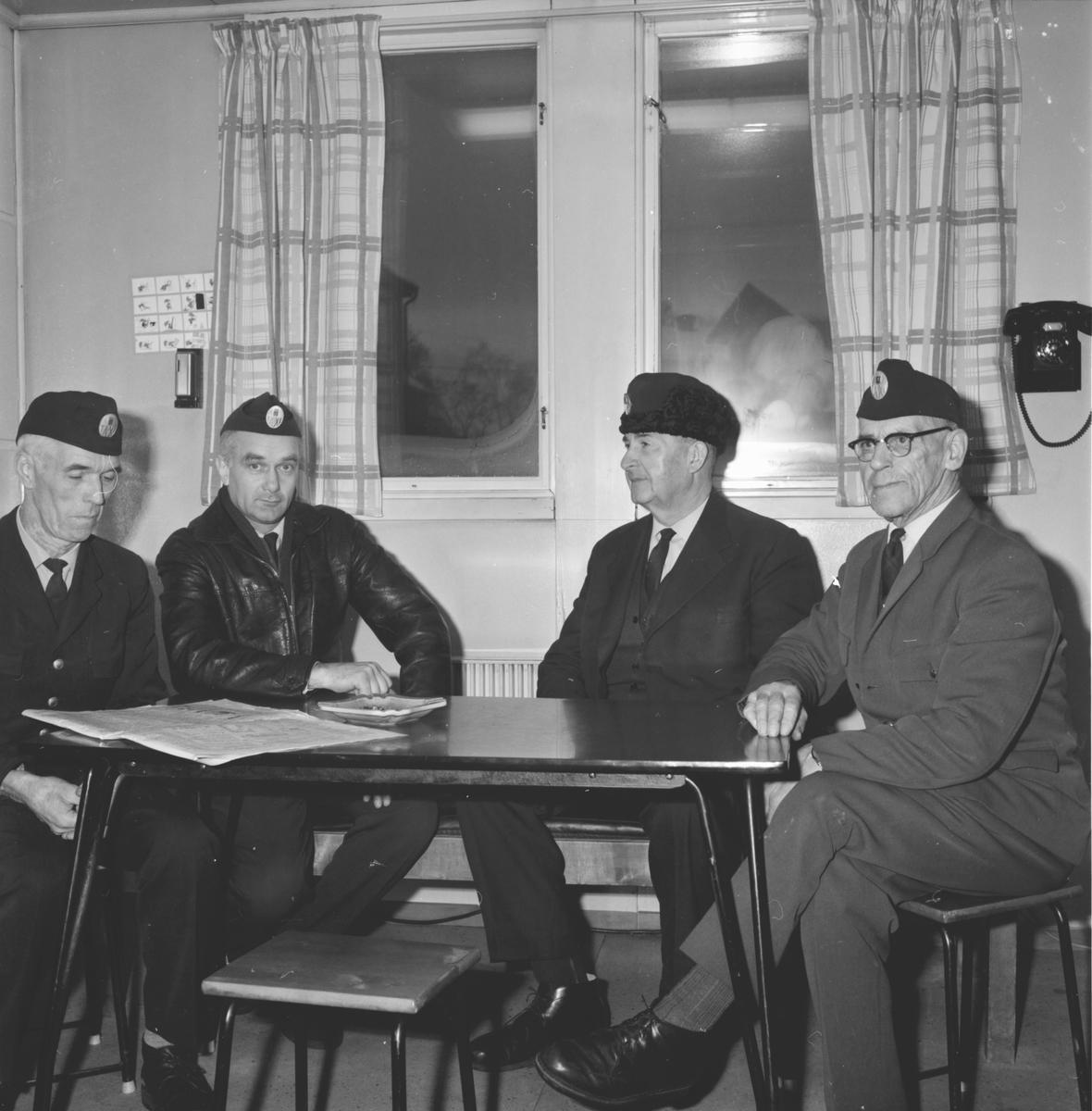 Taxi, Bollnäs,Arbrå, 3 Jan 1965