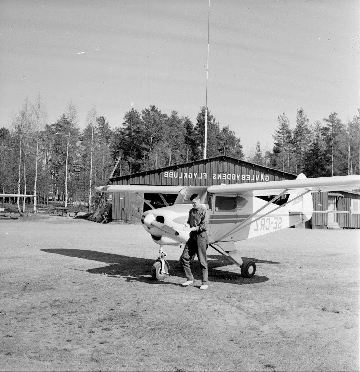 Laurin Roland, Polis,flygare, 17 Maj 1966